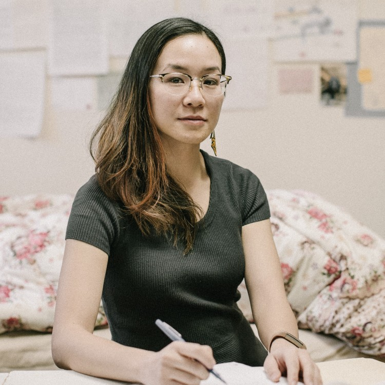 Annie Tan, Haruka Sakaguchi for the New York Times, Interview, Teacher, New York Times, SHSAT, Specialized High Schools, Brooklyn Tech, Screened, Admissions, Schools, Education